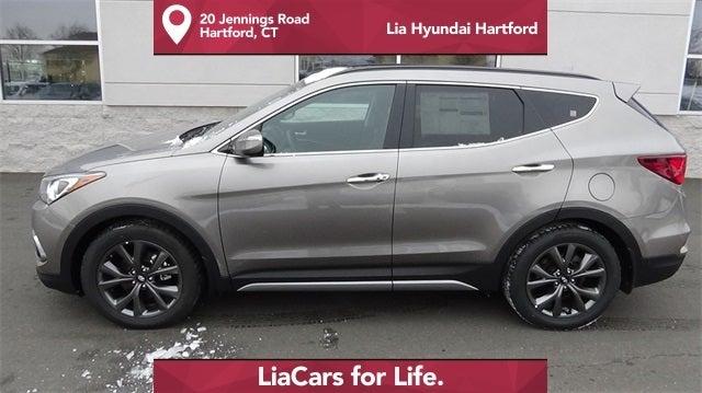 2018 Hyundai Santa Fe Sport 2 0l Turbo Ultimate Lia Hyundai Of Hartford Specials Hartford Ct